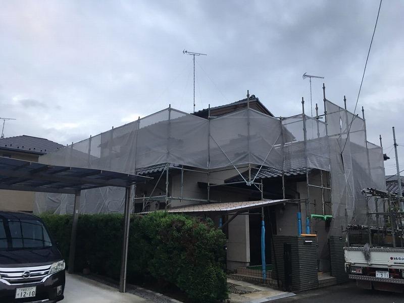 低層足場 KEIO建設